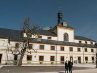 Barockhospital Kuks (Foto: Martina Schneibergová)