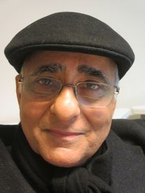 Inderjit Badhwar, photo: David Vaughan