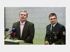 Tomáš Martinec, Martin Červíček, photo: CTK