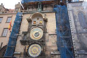 Reloj Astronómico de Praga, foto: Eva Turečková