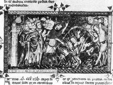 Anti-Jewish pogrom in 1349