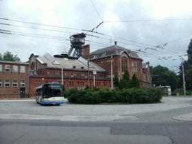 Michal coal mine, Ostrava, photo: Agnés Joyaut