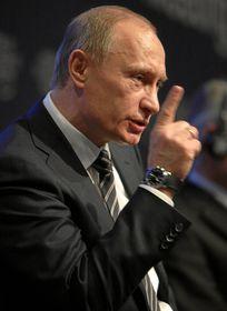 Vladimir Putin, photo: archive of World Economic Forum, CC BY-SA 2.0