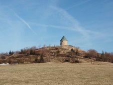 Vrch Mědník, foto: Horst74, Wikimedia CC BY 3.0