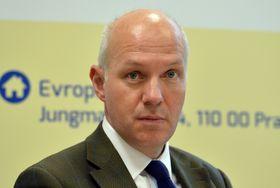 Pavel Fischer, photo: ČTK
