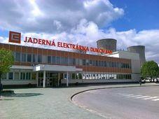 Kernkraftwerk Dukovany (Foto: Michal Malý, Archiv des Tschechischen Rundfunks)