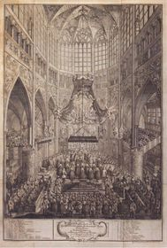 Coronation of Maria Theresa, photo: Public Domain