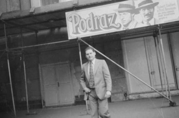 Carlos the Jackal in Prague, photo: Czech Security Services Archive / Archival collections of SNB - files (SL), arch. no. SL-454 MV