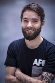Jakub Ráliš, photo: archive of AFO