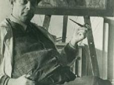 Friedrich Feigl (Foto: Archiv der Galerie der bildenden Künste in Cheb)