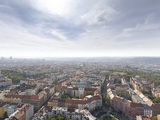 Part of the 18 Gigapixel panoramic photo