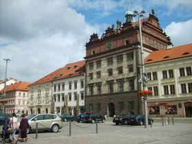 Город Пльзень, фото: Щндржей Кмоничек CC BY 3.0