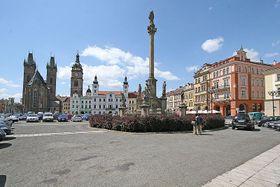 Hradec Králové, photo: Prazak, CC BY-SA 3.0 Unported