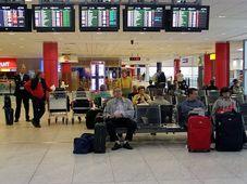 L'aéroport Václav Havel à Prague, photo: Barbora Němcová