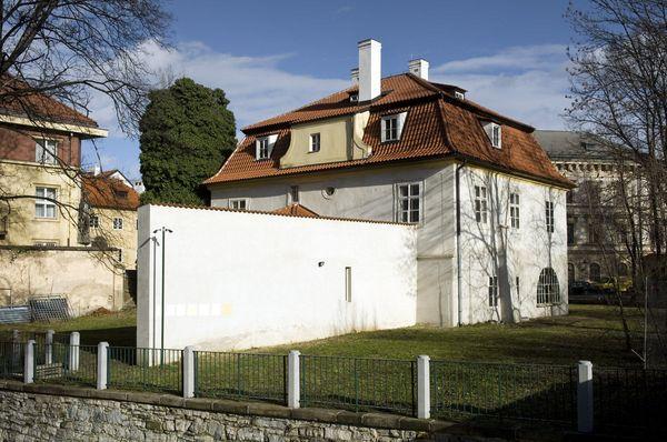 Werichova vila, foto: Filip Jandourek, archiv ČRo