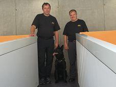 Томаш Крутина и Петр Мюллер, Фото: Штепанка Будкова