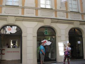 Infozentrum des Kreises Mittelböhmen (Foto: Martina Schneibergová)