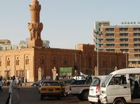 Khartoum, photo: Bertramz, CC BY 3.0