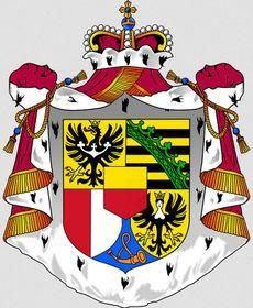 Staatswappen Liechtensteins