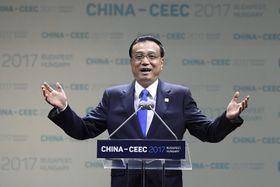 Li Keqiang (Foto: ČTK)