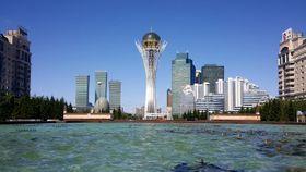 Астана, Фото: Роберт Миколаш, Чешское радио