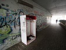 'Armoire publique', photo: Facebook Architekti bez hranic