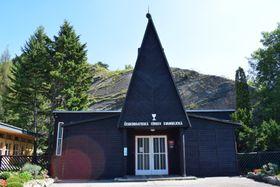 Евангелический костел в Бранике, Фото: Екатерина Сташевская, Чешское радио - Радио Прага