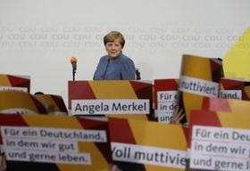Angela Merkel, photo: ČTK