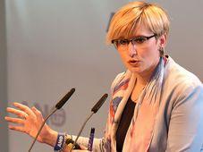 Karla Šlechtová, photo: Filip Jandourek