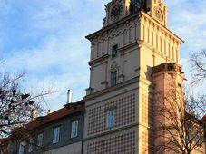 Schloss Brandýs nad Labem (Foto: Barbora Kmentová)