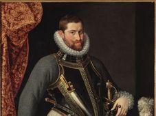 Portrét Rudolfa II., foto: archiv Muzea hlavního města Prahy