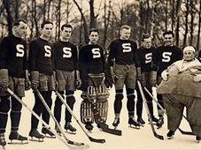 Sparta Prague in 1934, photo: archive of Sparta Prague