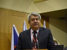 Le chef du parti, Vojtěch Filip au congrès du Parti communiste de Bohême et de Moravie (KSČM), photo: ČTK