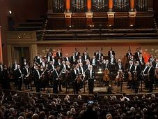 Czech Filharmonic Orchestra, photo: archive of Czech Filharmonic Orchestra