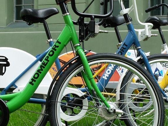 Homeport To Compete In Prague Bike Share Tender Radio Prague