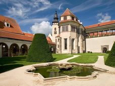 Château de Telč, photo: www.zamek-telc.eu