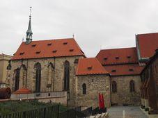El Convento de Santa Inés, Praga, foto:  Dominika Bernáthová
