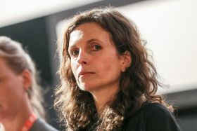 Marcela Said, photo: Film Service Festival Karlovy Vary