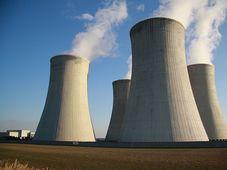 Dukovany nuclear power plant, photo: Jiří Sedláček, CC BY-SA 4.0 International