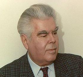 Jiří Pelikán, photo: Czech TV