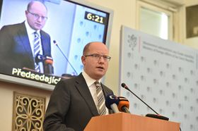 Bohuslav Sobotka, photo: archive of Czech Government