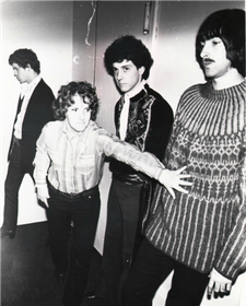 The Velvet Underground in 1968 after John Cale had left, replaced by Doug Yule, photo: Billy Name, Public Domain