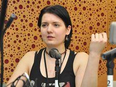 Lucie Ferstová, photo: Marián Vojtek