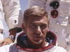 Eugene Cernan, photo: ČTK