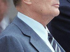 François Mitterrand, photo: Public Domain