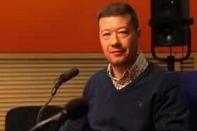Tomio Okamura (Foto: Jana Přinosilová, Archiv des Tschechischen Rundfunks)