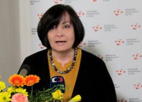 Naděžda Goryczková, photo : Martina Schneibergová