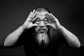 Ai Weiwei, photo: © Ai WeiWei Studio / La Galerie nationale de Prague