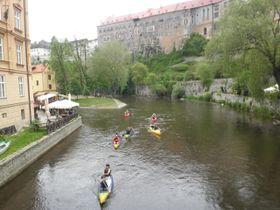Český Krumlov, photo: Magdalena Kašubová
