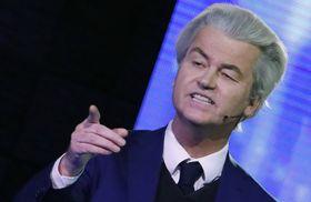 Geert Wilders, photo: